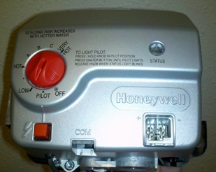 How to turn off a leaking water heater pilot new