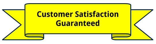 Water Heaters Only Customer Satisfaction